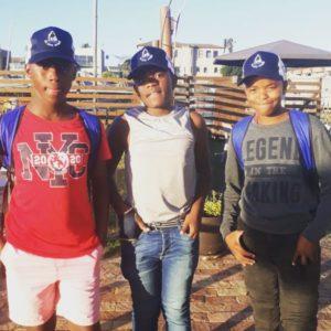 Trio set sail to raise money for NSRI Station 18 at Melkbos