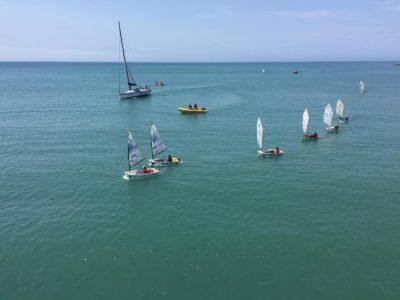 NSRI PE take to the seas to raise money for new satellite station