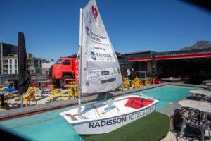Radisson RED welcomes SOS Children Village optimist