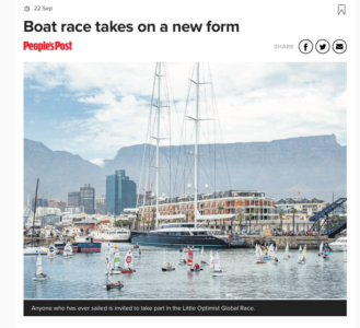 Boat race takes on a new form