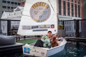 Project 18 – animal lover's 24hour vigil to help his furry friends