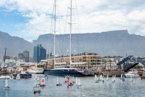 Unique sailing race goes global